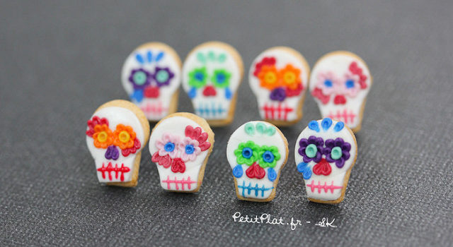 Micro Post: Halloween / Day Of The Dead